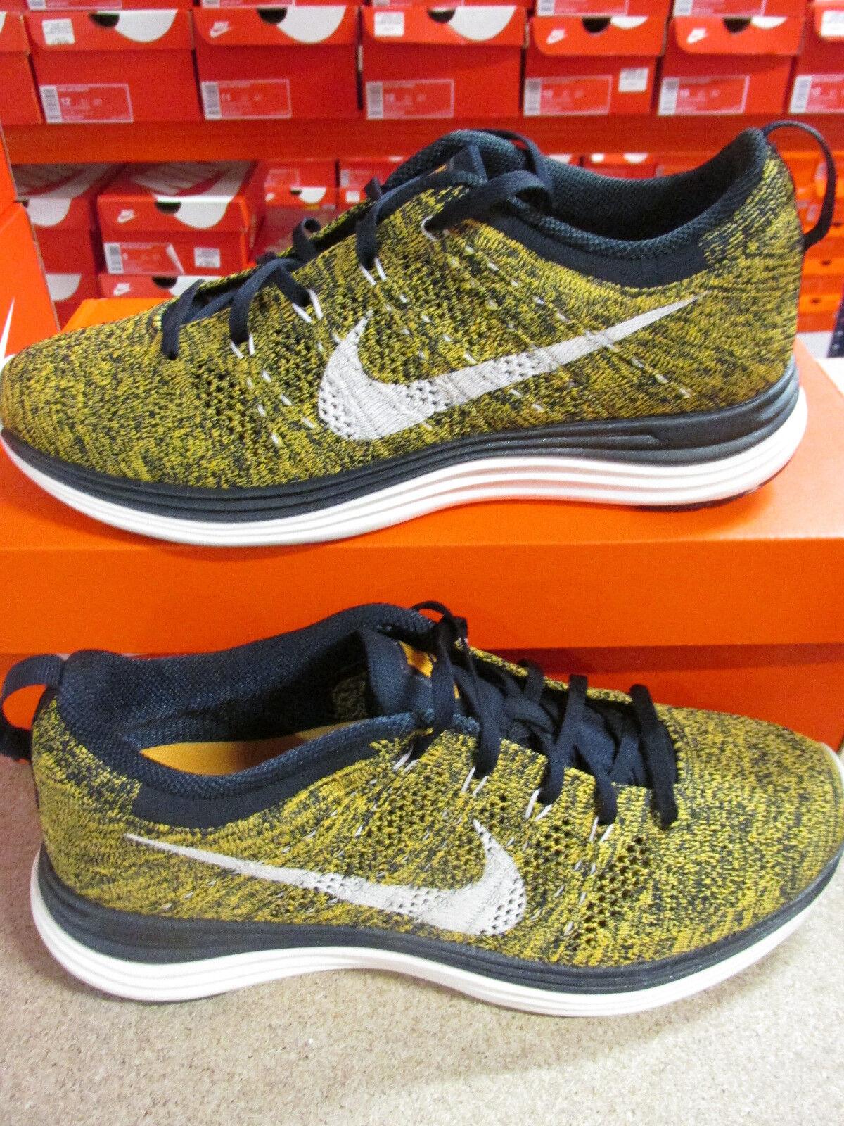 Nike Damenss flyknit lunar1+ running schuhe trainers 554888 481 Turnschuhe schuhe running 874fb8