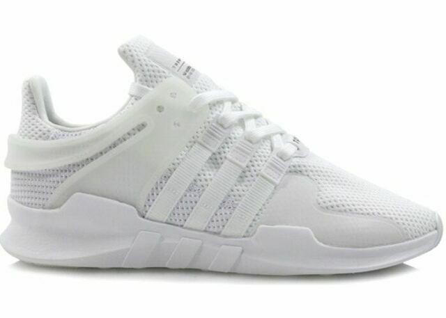Size 10 - adidas EQT Support ADV triple white 2016