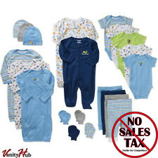 21 Piece Newborn Baby Boy Clothes Set 3-6 Months Outfit Infant Shower Gift Lot
