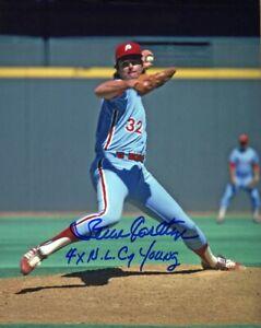 Steve-Carlton-8-x10-Autographed-Signed-Photo-Phillies-HOF-REPRINT