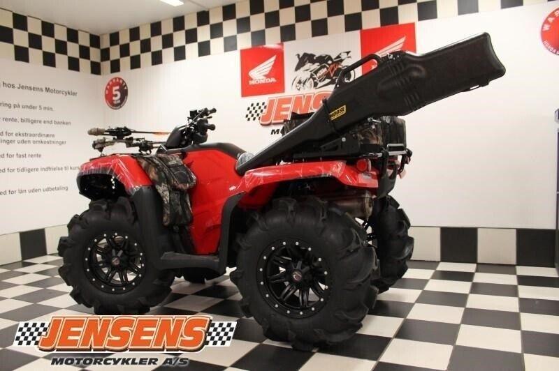 Honda, TRX 420 FA, ccm 420