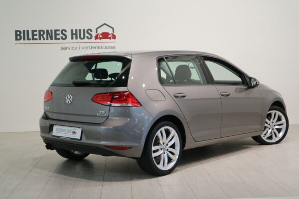 VW Golf VII 1,4 TSi 122 Edition 40 DSG BMT - billede 1