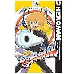 HeroMan-Volume-1