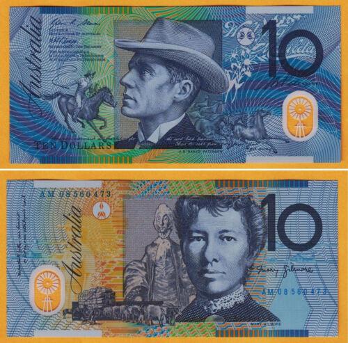 Australia 2008 Polymer $10 Pick-58 GEM UNC