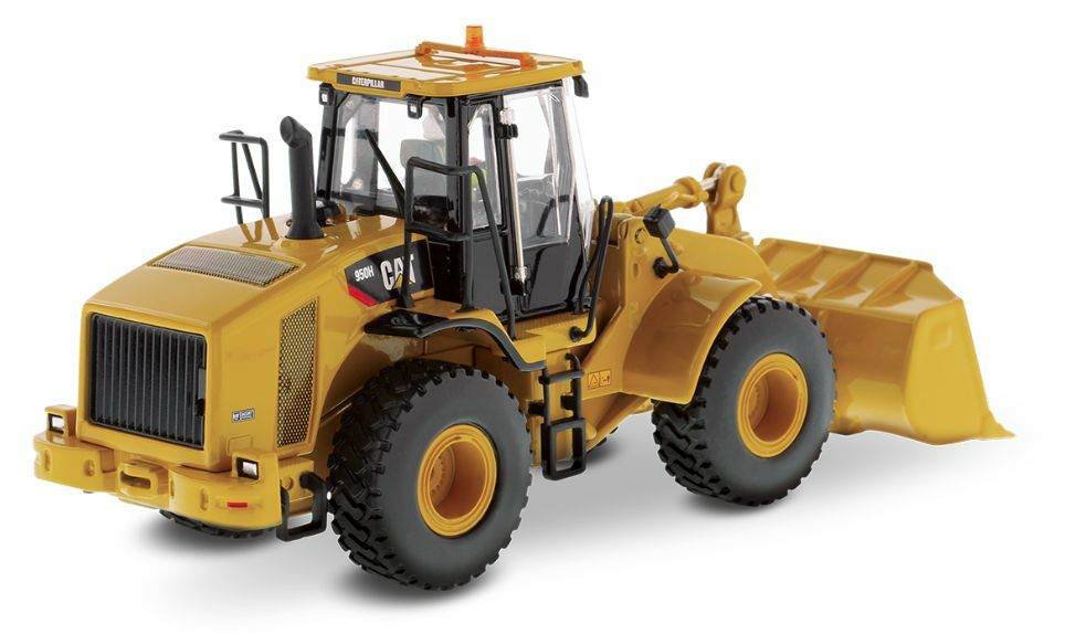 DIECAST MASTERS 85196 1 50 SCALE CAT 950H WHEEL LOADER (MIB)