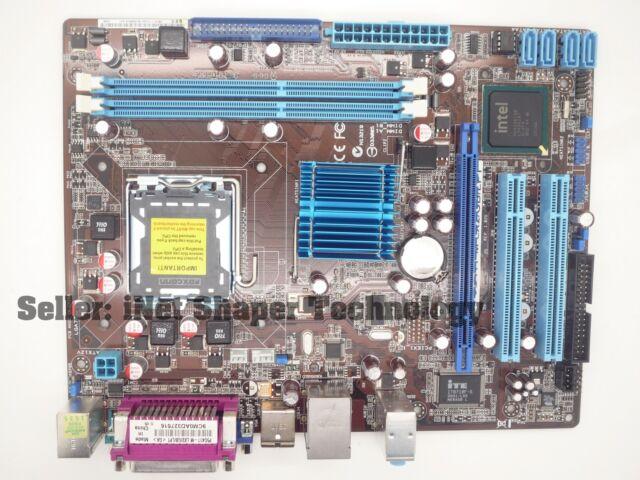 *NEW unused ASUS P5G41T-M LX2/GB/LPT Socket 775 Motherboard