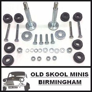 CLASSIC-MINI-REAR-SUBFRAME-FITTING-KIT-INC-BOLTS-BUSHES-WASHERS-1959-76-3D5