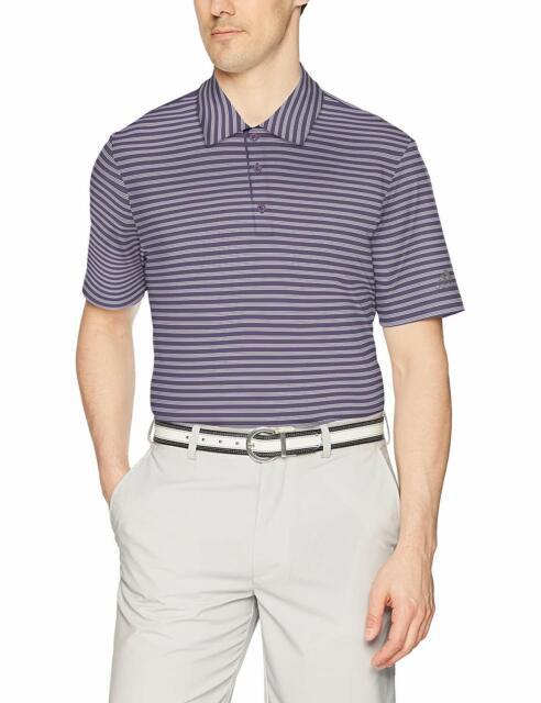 adidas 2 stripe polo