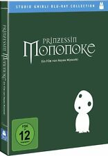 PRINZESSIN MONONOKE (Hayao Miyazaki) Blu-ray Disc, Studi Ghibli Collection NEU