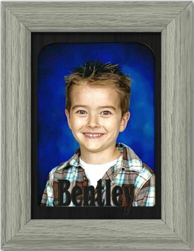 School Years Picture FramePersonalized with Any Name10 Color Options5x7