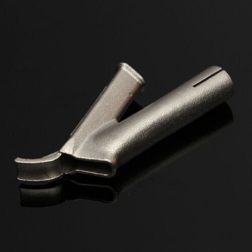 8mm Triangular Forsthoff Speed Weld Nozzle Hot Air Welding Fits Leister !!