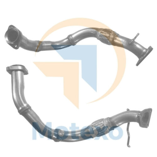 FRONT PIPE LAND ROVER FREELANDER 2.0TD4 Turbo Diesel 11//00-12//06