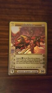 Chaotic-Card-TCG-SUPER-RARE-Taffial-Cothica-Hunter-UNUSED-CODE