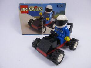 LEGO Set 1760 Go-Cart mit BA set with instruction