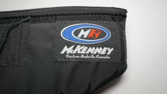 New Mckenney LG9000 16ʺ box indoor lacrosse goalie shin leg guards category #3