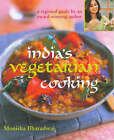 India's Vegetarian Cooking by Monisha Bharadwaj (Paperback, 2008)