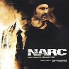 Narc [Music from the Motion Picture] by Cliff Martinez (CD, Jan-2003, TVT (Dist.))
