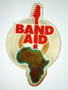 EX-EX-Band-Aid-Do-They-Know-It-039-s-Christmas-Shaped-Vinyl-Picture-Pic-Disc