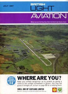LIGHT-AVIATION-MAGAZINE-1967-JUL-AER-COMMANDER-200-MR-VICTOR-CANNOCK