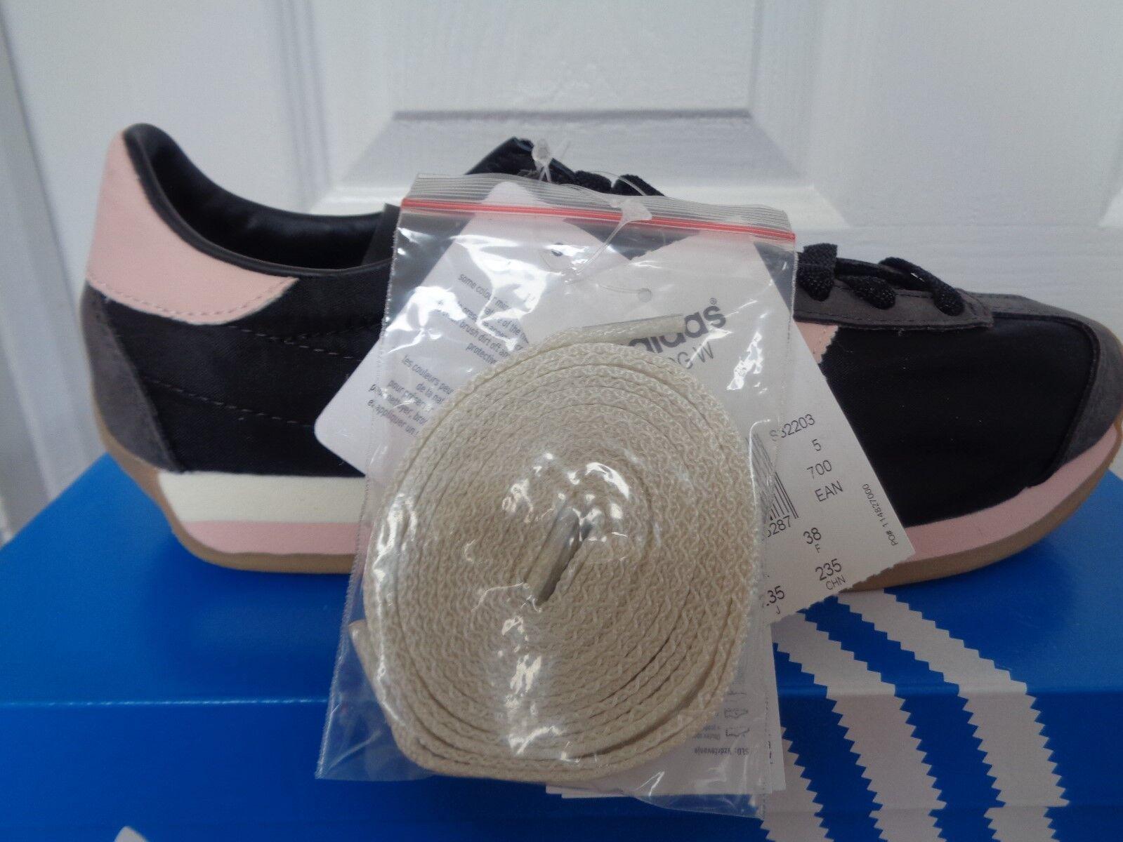 Adidas Country Og Donna Scarpe Da Ginnastica Da Donna Og Scarpe da ginnastica S32203 EU 37 1/3 US 6 Nuovo + Scatola 7532ad