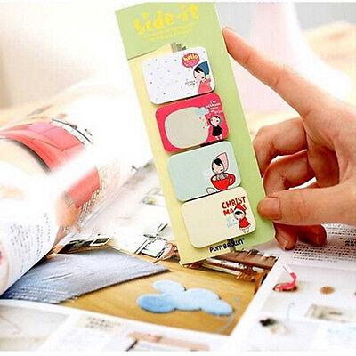 Lovely Side Sticker Sticky Notes Notebook Funny Post it Sticky Notes Memo Flag