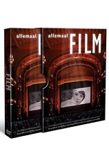 Allemaal Film   gesealde   3-dvd box  Jeroen Krabbe, Henny Vrienten