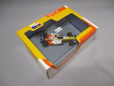 Minichamps ING Renault Race Car 2009 1:43