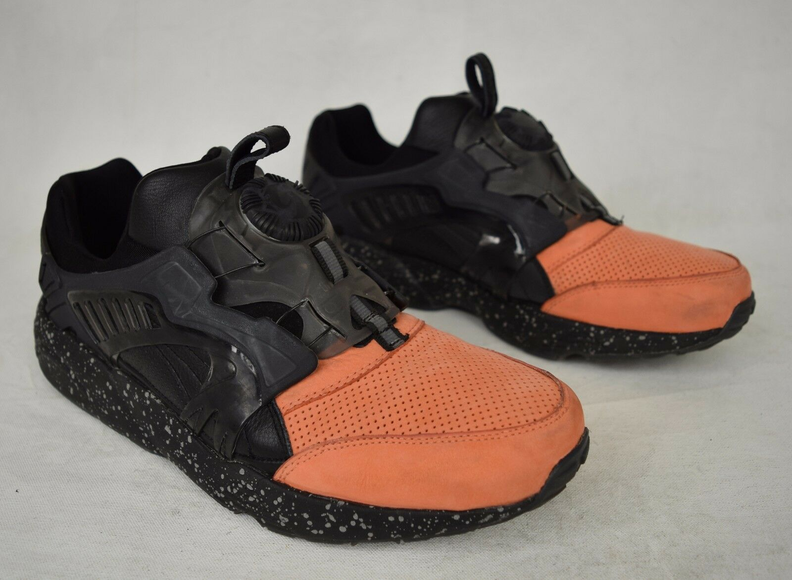 Puma RF Disc Blaze OG COA Black Salmon Ronnie Fieg Shoes 11 35660801 Mens 01 best-selling model of the brand