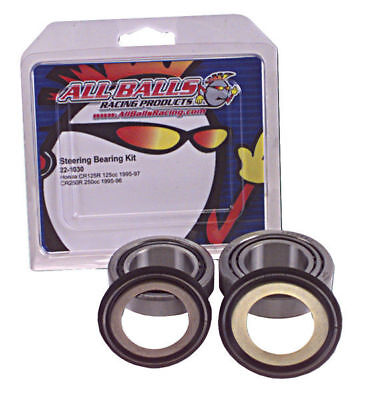 Steering Stem Bearing Kit For 1984 Honda ATC250R ATV~All Balls 22-1021