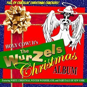 The-Wurzels-Christmas-Album