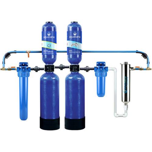 Aquasana Rhino 10-Year 1 Million Gallon Whole House Water Filter System BNIB!