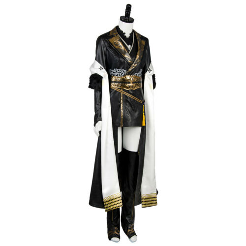 Final Fantasy XV FF15 Gentiana Cosplay Costume Dress Outfit Adult Women Full Set