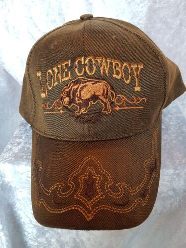 Trucker unisex motociclista Basecap Lone Cowboy-Oilskin-ottica-western