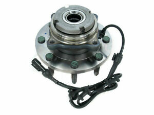 Front-Wheel-Hub-Assembly-For-1999-2004-Ford-F250-Super-Duty-2002-2001-K643VN