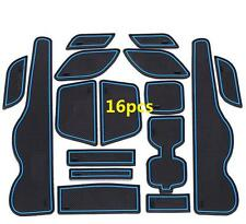 MR95 Car Interior Door Mat Non-slip Cup Pads Cover For Skoda Superb 2009-2015 ♫