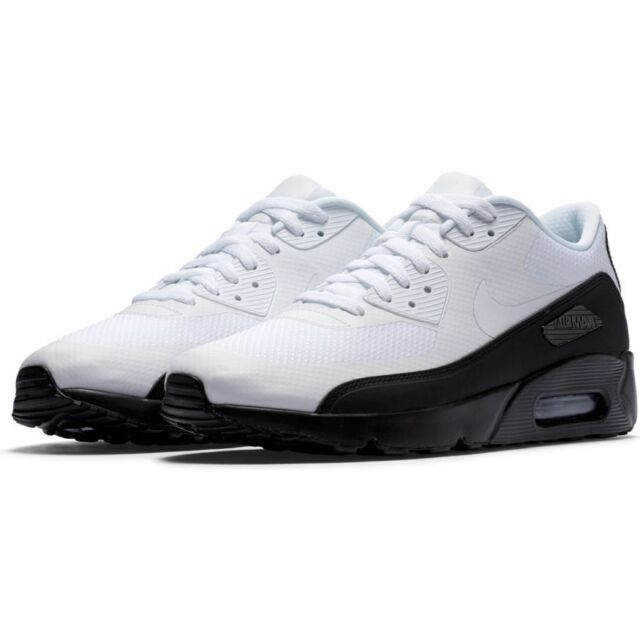 innovative design f84a8 df94b NEW Nike Air Max 90 Ultra 2.0 Essential Shoes Size 9 Running White  875695-015