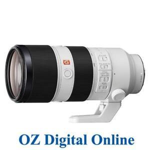 New-Sony-FE-70-200mm-F2-8-GM-OSS-SEL70200GM-E-Mount-Lens-1-Year-Au-Wty