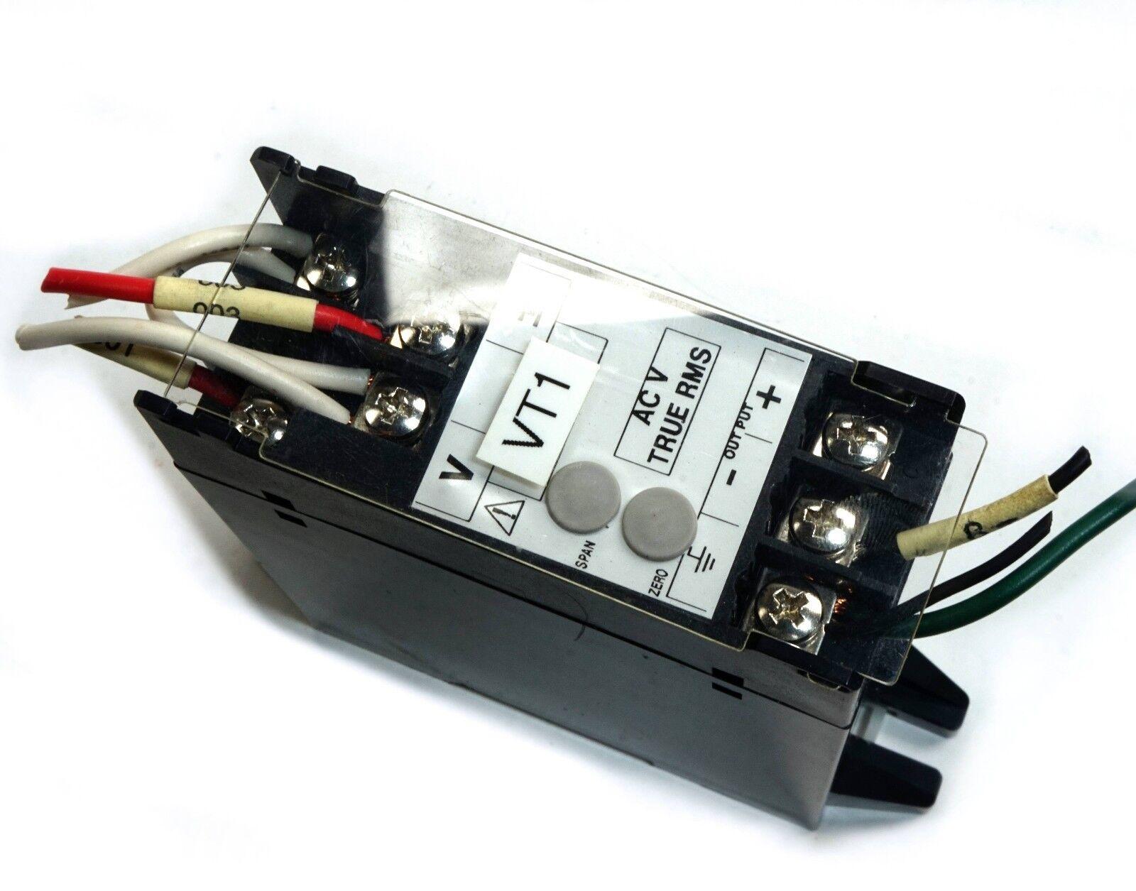 yokogawa 2374a, power line transducer
