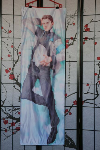 Become Human RK900 Dakimakura pillow