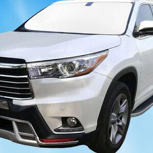 Fit For Toyota Highlander 2014 2019 Front Windshield Window Custom