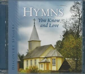 Music-CD-Hymns-You-Know-And-Love-Discovery-Singers