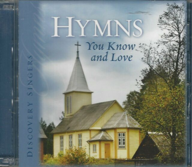 Music CD Hymns You Know And Love Discovery Singers