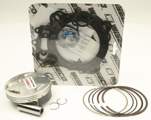Wiseco Top End Piston Gaskets Rebuild Kit 96.00mm 13.5:1 Honda TRX450R TRX450ER