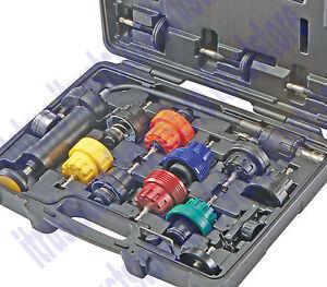 Pressurizer Coolant System Radiator Cap Leak Pressure Test