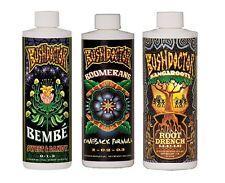 FoxFarm BuschDoctor Trio 16oz Bembe, Boomerang, Kangaroots SAVE $$ W/ BAY HYDRO