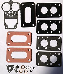 kit joints carburateur solex 32 mimat 32 mmisa renault r16 77 r18 83 ebay. Black Bedroom Furniture Sets. Home Design Ideas