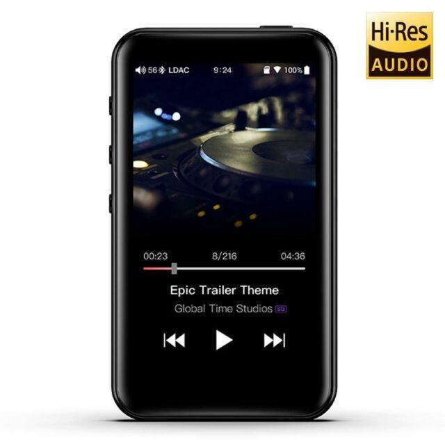 FiiO M6 Portable High-Resolution Lossless Wireless Music Player 2GB Storage NEW
