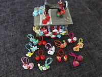Cute Girl's Toddlers Elastic Bobbles Ponytail Holders Ponios Hair Accessories
