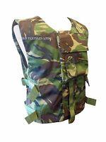 DPM/Woodland Body Armour Cover Vest - Size XXL 190/120 - British Army - G2284