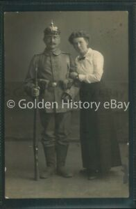 VINTAGE-20-DIVISION-SOLDIER-WW1-39-BRIGADE-HANOVER-REAL-PHOTO-MILITARY-POSTCARD